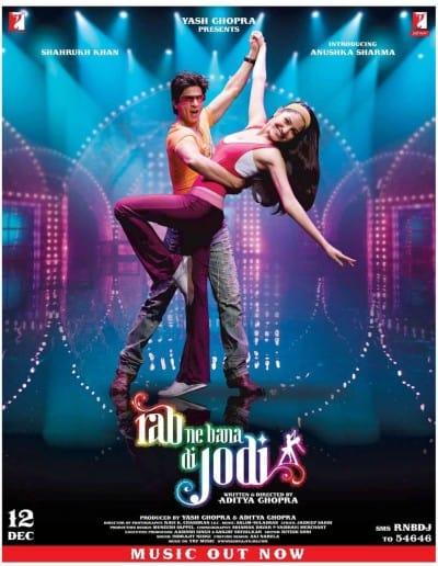 Rab Ne Bana Di Jodi movie poster