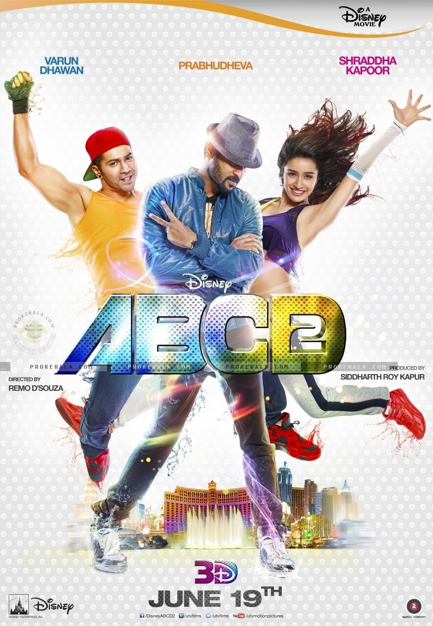 ABCD 2 - Lifetime Box Office Collection, Budget, Reviews ... | 885 x 1280 jpeg 217kB