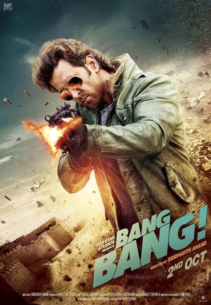 Bang Bang - Lifetime Box Office Collection, Budget