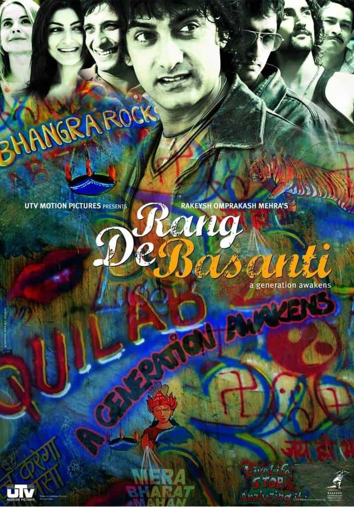 Rang De Basanti - Lifetime Box Office Collection, Budget ...