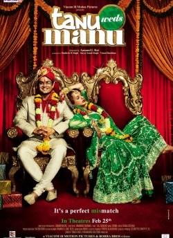Tanu Weds Manu movie poster