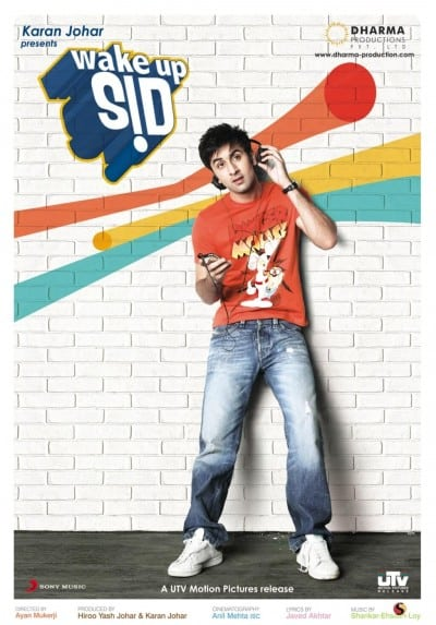 Wake Up Sid movie poster