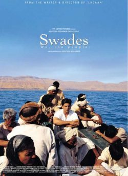 Swades movie poster