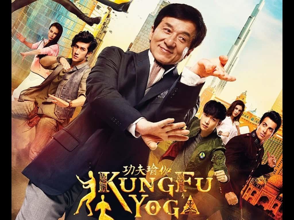 Sonu Sood, Jackie Chan...