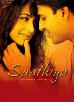 Saathiya movie poster