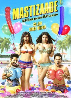Mastizaade movie poster