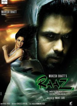 Raaz – The Mystery Continues movie poster
