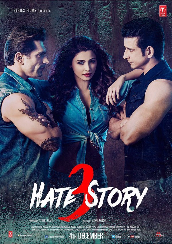 Hate Story 3 Movie: Review, Songs, Images, Trailer, Videos ...