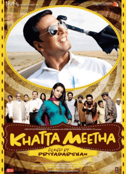 Khatta Meetha movie poster