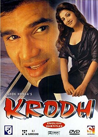 Krodh.2000 Hindi 450MB DVDRip 480p Download
