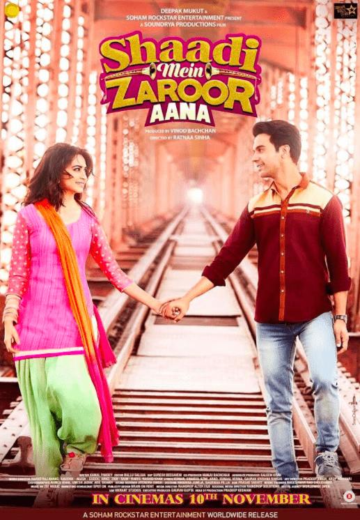 Shaadi Mein Zaroor Aana Movie Download Full HD 2017 720P