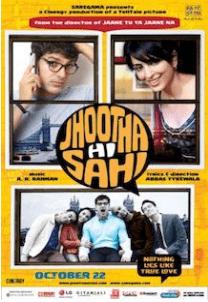 Jhootha Hi Sahi movie poster