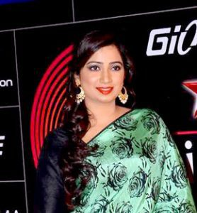 Shreya Ghoshal Songs