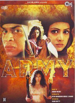 Army movie poster