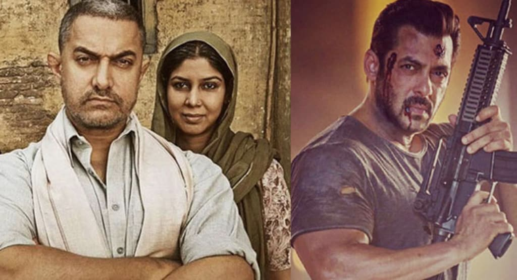 31 Mistakes In Tiger Zinda Hai: Daywise Box Office Comparision