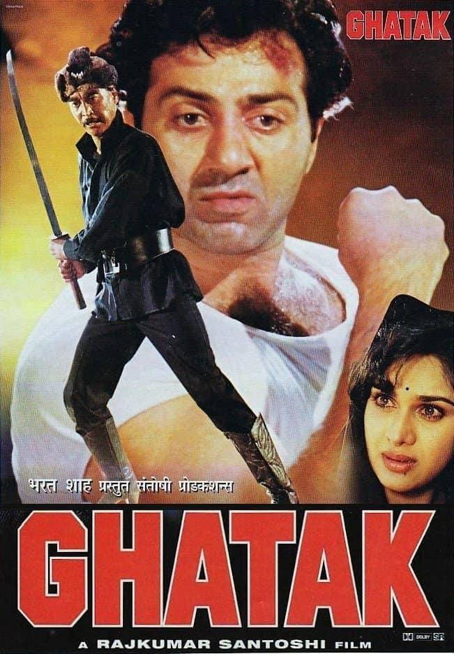 Ghatak (1996) - Lifetime Box Office Collection, Budget ...  Ghatak (1996) -...
