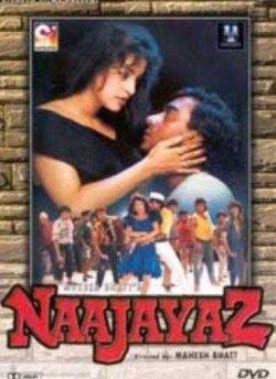 Naajayaz movie poster