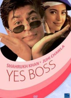 Yes Boss movie poster