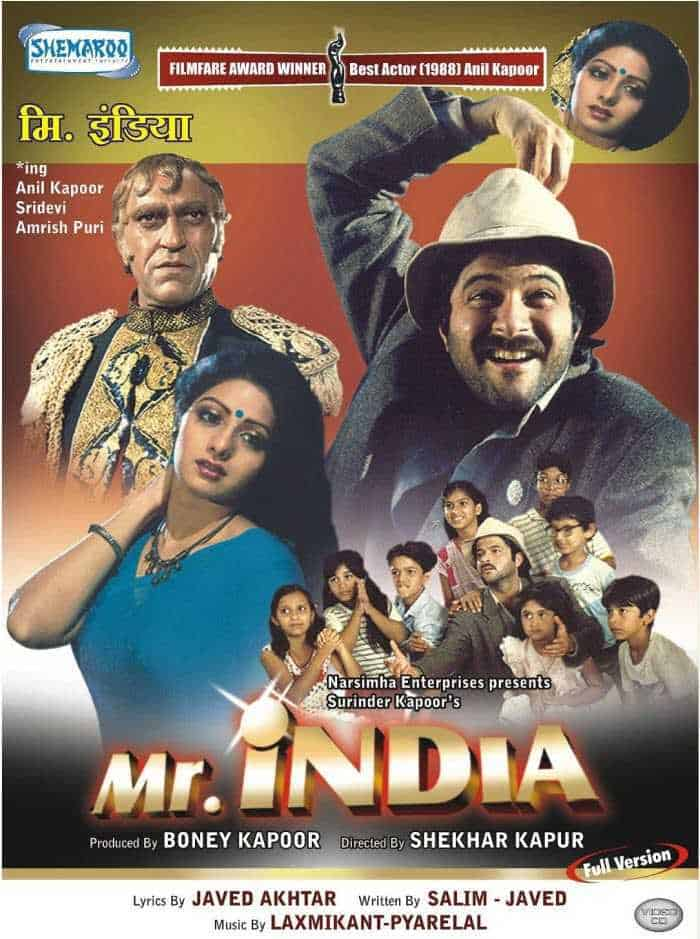 Mr. India 1987 BluRay 1080p DTS-HD MA 5.1 AVC REMUX-FraMeSToR | Direct Link |