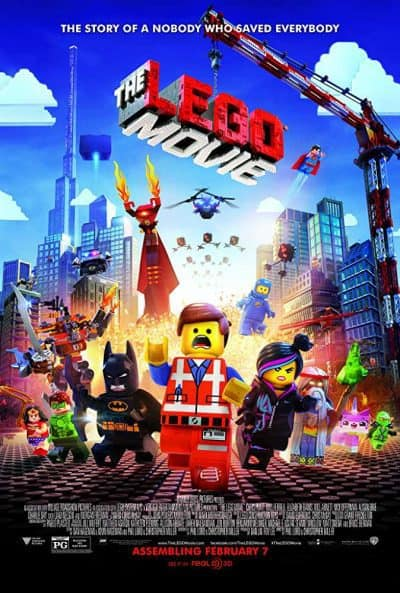 The Lego Movie - India & Worldwide Box Office Collection, Budget & More