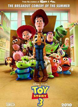 टॉय स्टोरी 3 movie poster