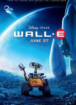 वॉल इ movie poster