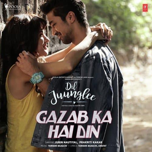 Gazab Ka Hai Din Lyrics Meaning & Song MP3 - Dil Juunglee