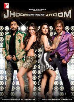Jhoom Barabar Jhoom movie poster