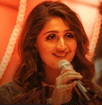 Dhvani Bhanushali - Singer