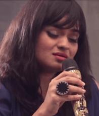 Aditi Singh Sharma - Singer