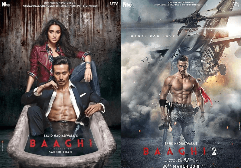 Baaghi Vs Baaghi 2 Day Wise Box Office Comparison