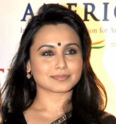 Rani Mukerji - Actor