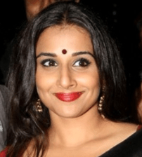 Vidya Balan - Actor