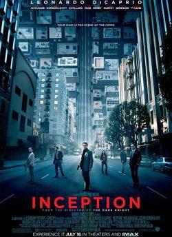 इन्सेप्शन movie poster