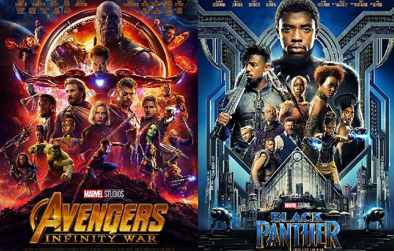 Marvel Black Panther Black Panther Avengers Infinity: Avengers Infinity War Vs Black Panther