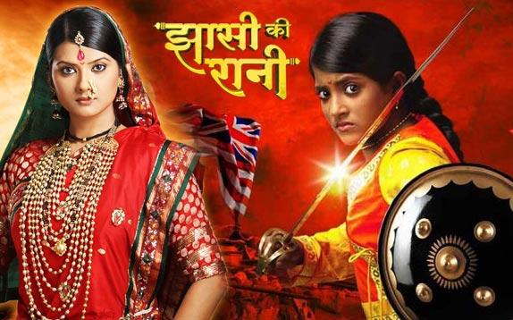 Jhansi Ki Rani Tv Serial Trp Reviews Cast Amp Story